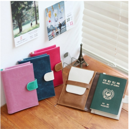 Smartphone Passport Wallet by MochiThings